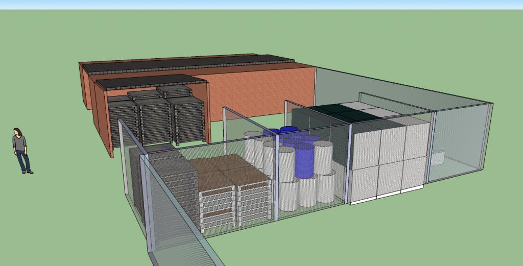 Hoovis jäätmeteladustamise süstematiseerimine